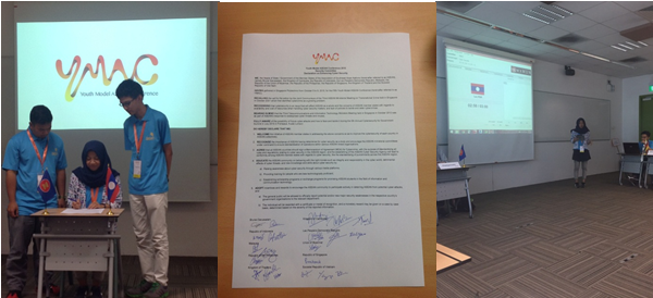 YMAC 2015 Declaration of Cyber Security Committee