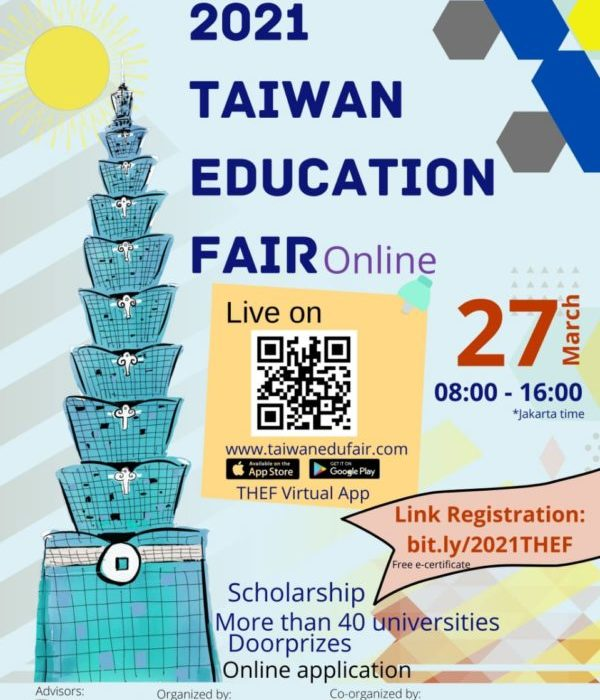 Taiwan Higher Education Fair 2021